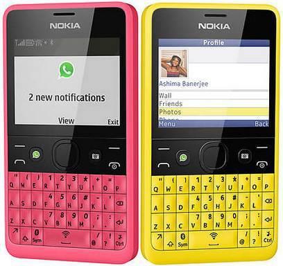 Nokia Asha 210 Ponsel Murah Khusus Penggila Whatsapp Jenis Handphone