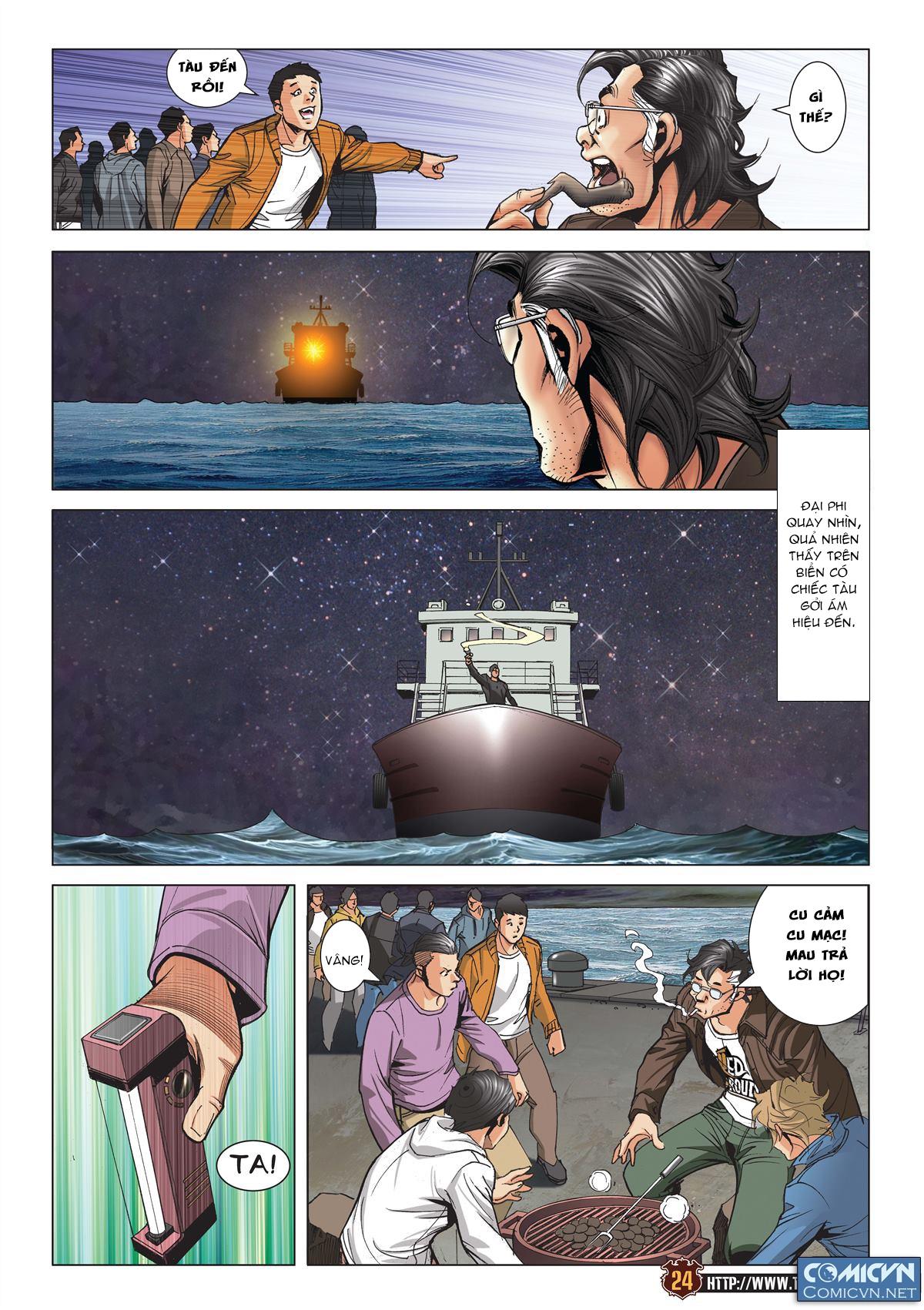 Người Trong Giang Hồ Chap 2095 - Next Chap 2096 image 23