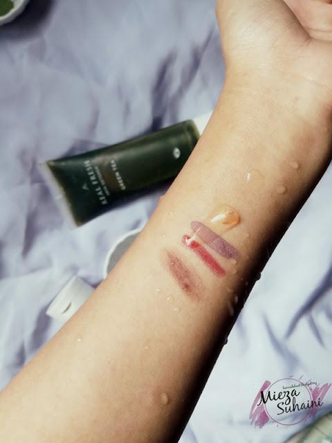 10 Saat dengan Real Fresh Skin Detoxer