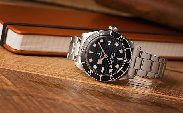 Black Bay Homage Automatic Wristwatch