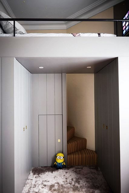 Foto Tempat Tidur Minimalis Sederhana Ukuran Kecil