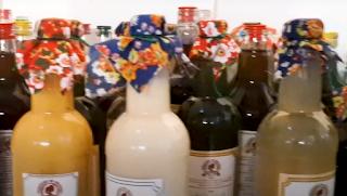 Imagem: De licores do Grupo Produtivo Maravilhas do Quilombo do Tabuleiro da Vitória