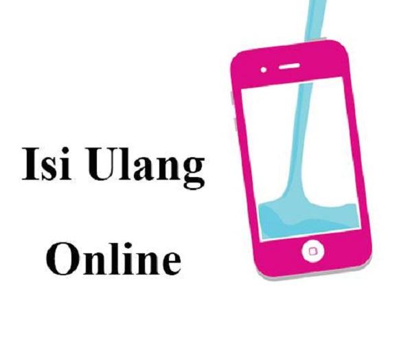 isi pulsa online