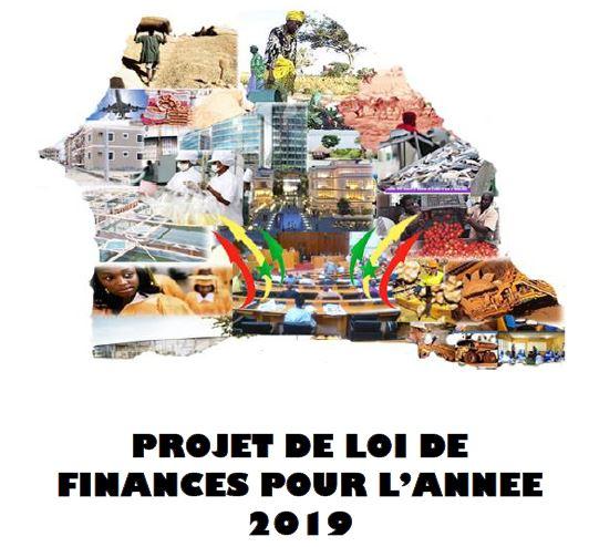 PROJETS DE LOI DE FINANCES POUR L'ANNÉE 2019 : Projets, plan, développement, économie, agriculture, énergie, PSE, LEUKSENEGAL, Dakar, Sénégal, Afrique
