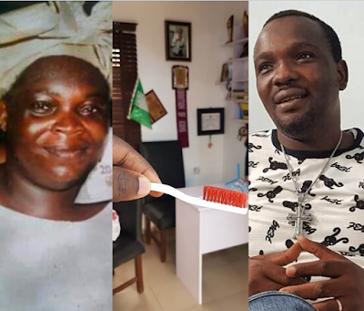I Used My Mum's Toothbrush For A Year After Her Death; Actor Yomi Fabiyi Opens Up