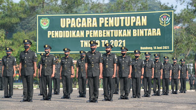 Pangdam III Siliwangi Lantik 597 Prajurit Tamtama TNI AD menjadi Sersan Dua