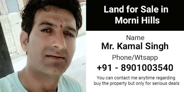 Land for sale in Morni Hills   Property Dealers in Morni Hills