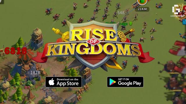 7 Trik Main Rise of Kingdom lost crusade ROCK Indo Terbaru 2020