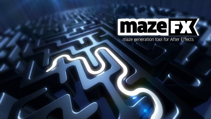 Download mazeFX v1.20[AEScripts][After Effects][Full Version][WIN][MAC]