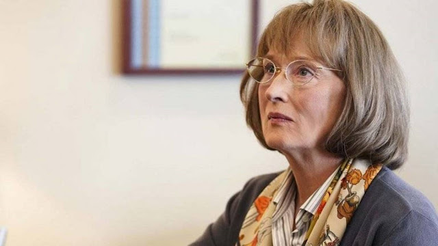 Los Lunes Seriéfilos Meryl Streep en Big Little Lies