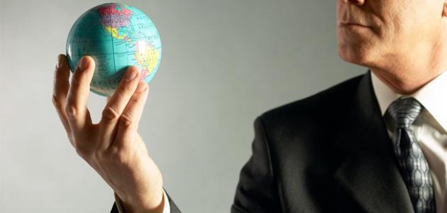 تنظيم المجال العالمي في إطار العولمة و تصنفاته