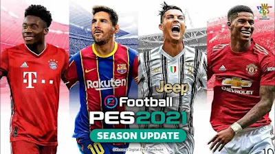 PES 2020 Mobile Patch UCL Download Android Best Graphics