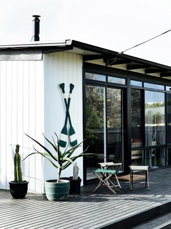 Casa de verano en Australia chicanddeco