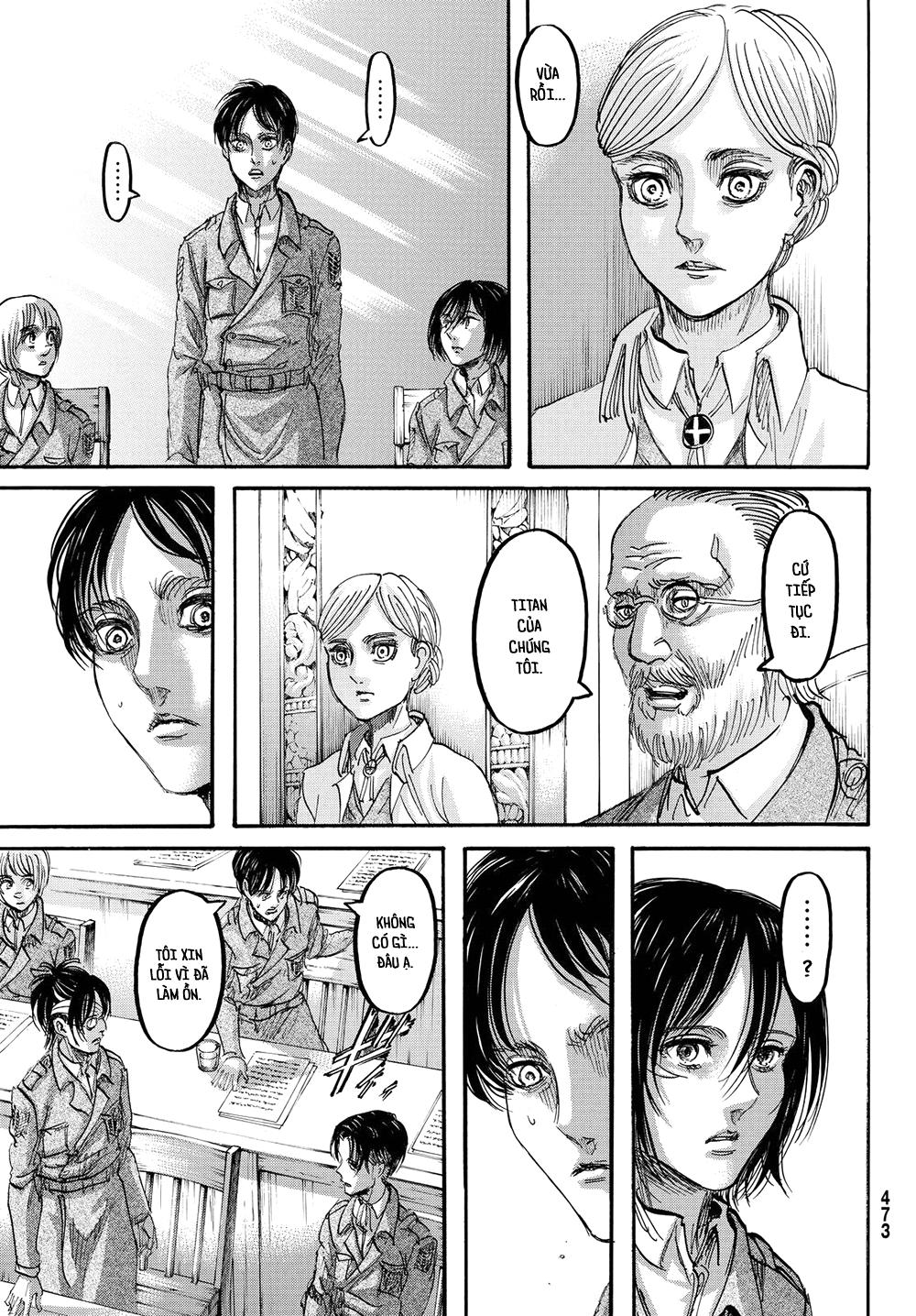 Shingeki no Kyojin - Attack on Titan Chap 89 page 39 Congtruyen24h