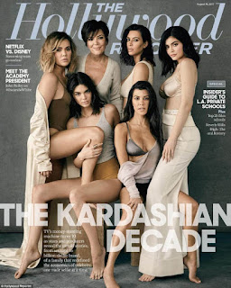 The Kardashians anniversary