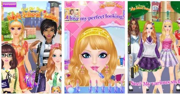 Game Anak Perempuan Terbaru