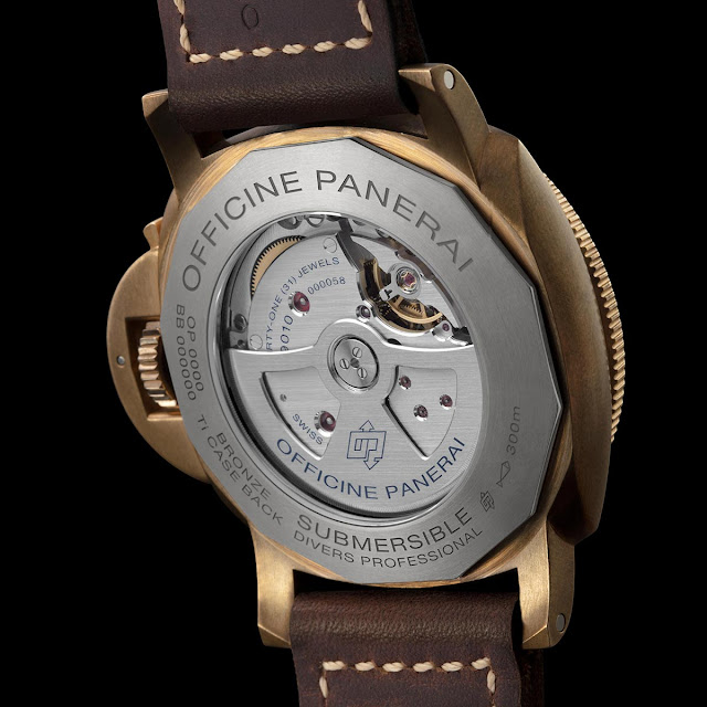 Panerai Submersible Bronzo PAM968