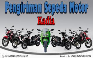 EKSPEDISI PEGIRIMAN MOTOR SURABAYA KADIA