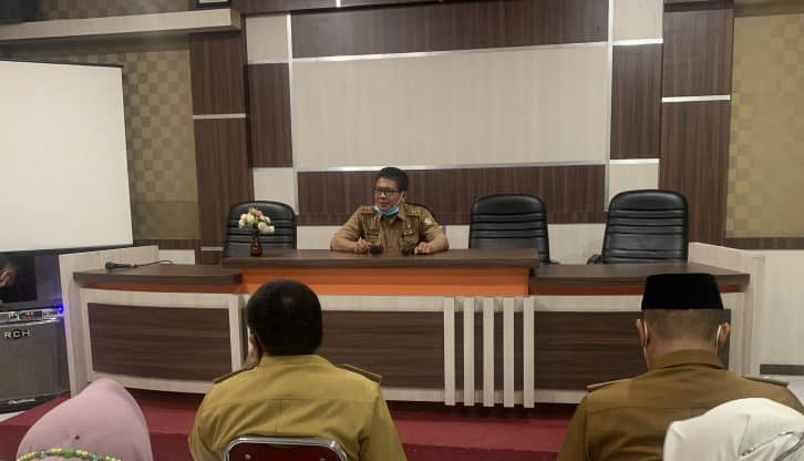Camat Bontoala, Wali Kota Makassar Telah Mencanangkan Program Vaksinasi 100 RT Per Hari