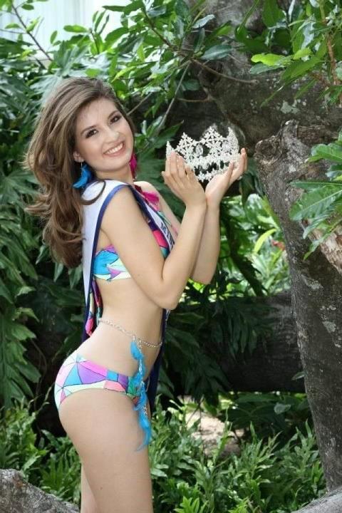 Miss Teen El Salvador 99