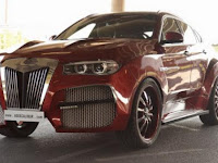 BMW X6 'Duplicity' alligators are sold at IDR 1.35 billion