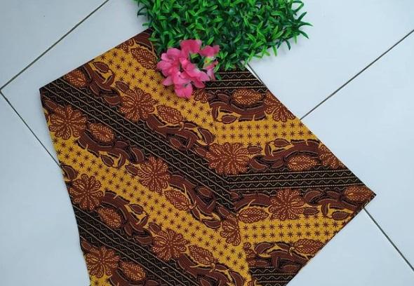 Batik Kombinasi 2021