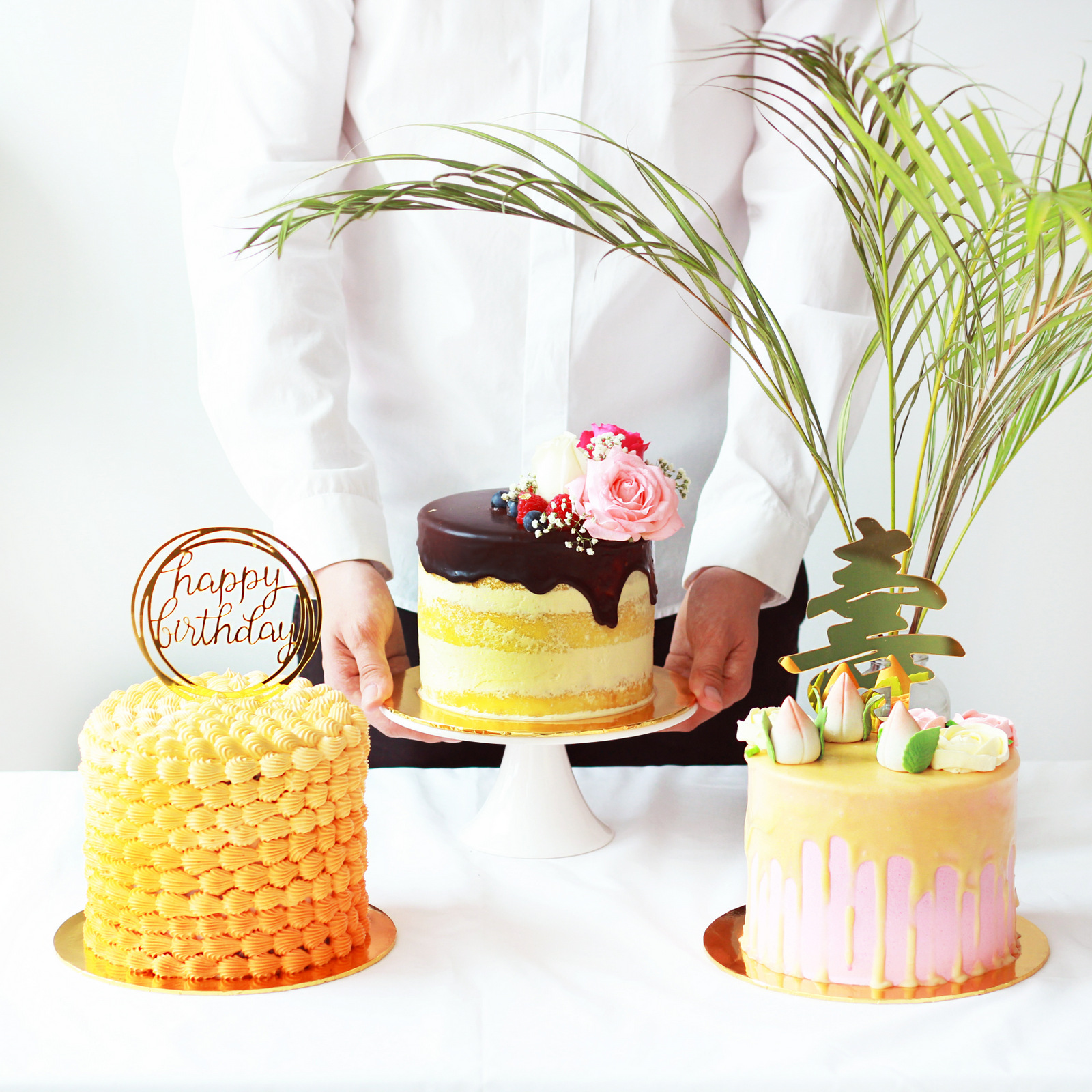 Cake Together: Delivering over 1,200 cakes from 120-plus Malaysian bakers