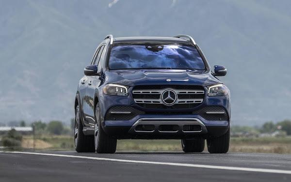 Mercedes-Benz GLS 450 4Matic 2022 chega ao Brasil - preço R$ 917.900
