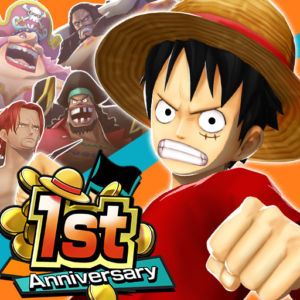 ONE PIECE Bounty Rush MEGA MOD