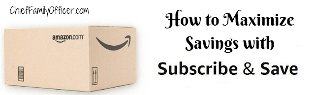 How to Maximize Savings with Amazon Subscribe & Save