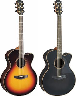 Đàn Guitar Acoustic điện Yamaha CPX1200II