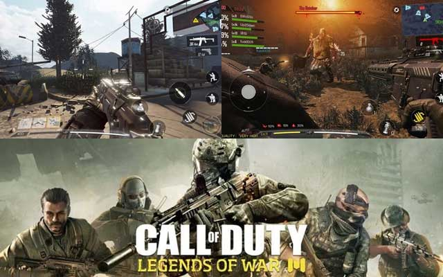 تنزيل لعبة call of duty mobile