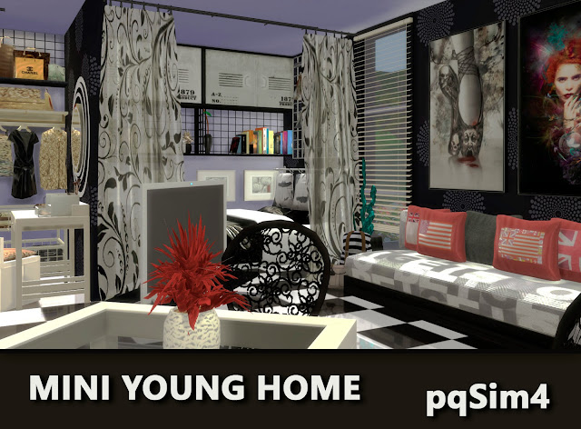 Mini Young Home.Interior 4