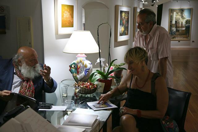 Giuseppe Fioroni, Rita Castigli, Roberto Banfi Rossi