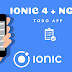 Ionic 4 | Get Device Latitude, Longitude and Address using Geolocation and Native Geocoder Services in Ionic 4 Native Application