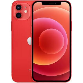 Apple iPhone 12 64 GB rojo