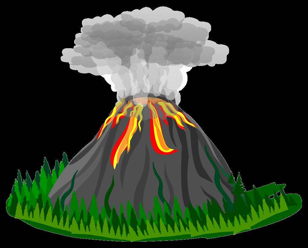 Lj Design Studios Volcan Ilustrado