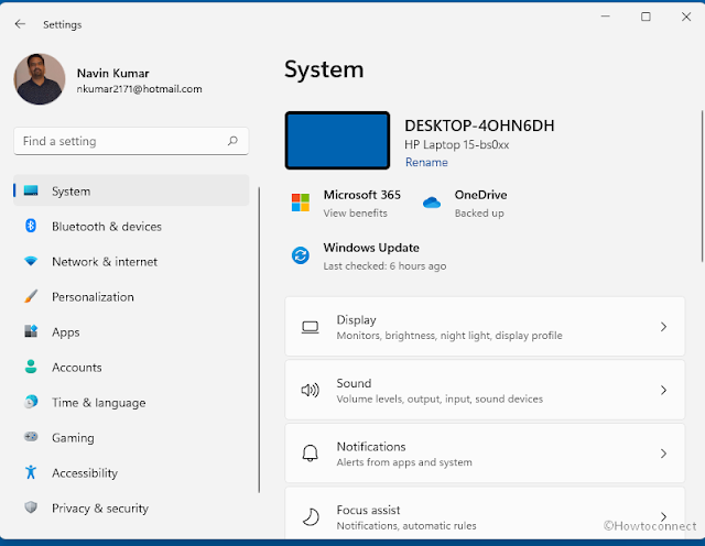 How to open Settings in Windows 11 – 16 Ways