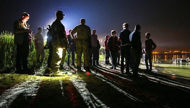 Συνετρίβη πολεμικό αεροσκάφος της Τουρκία - 7 νεκροί