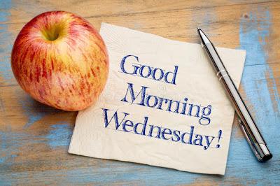 good morning Wednesday gif