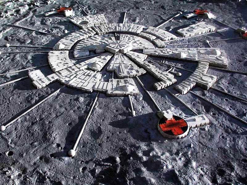 Evangelion Moonbase Alpha