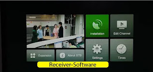 Gx6605s 5815 V4.1 New Receiver Software With Green Theme