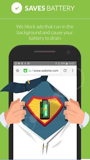 تطبيق Adblocker Browser للتصفح بأمان وبدون اعلانات على أندرويد