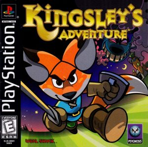 Baixar Kingsley's Adventure (1999) PS1