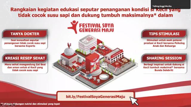 festival soya generasi maju