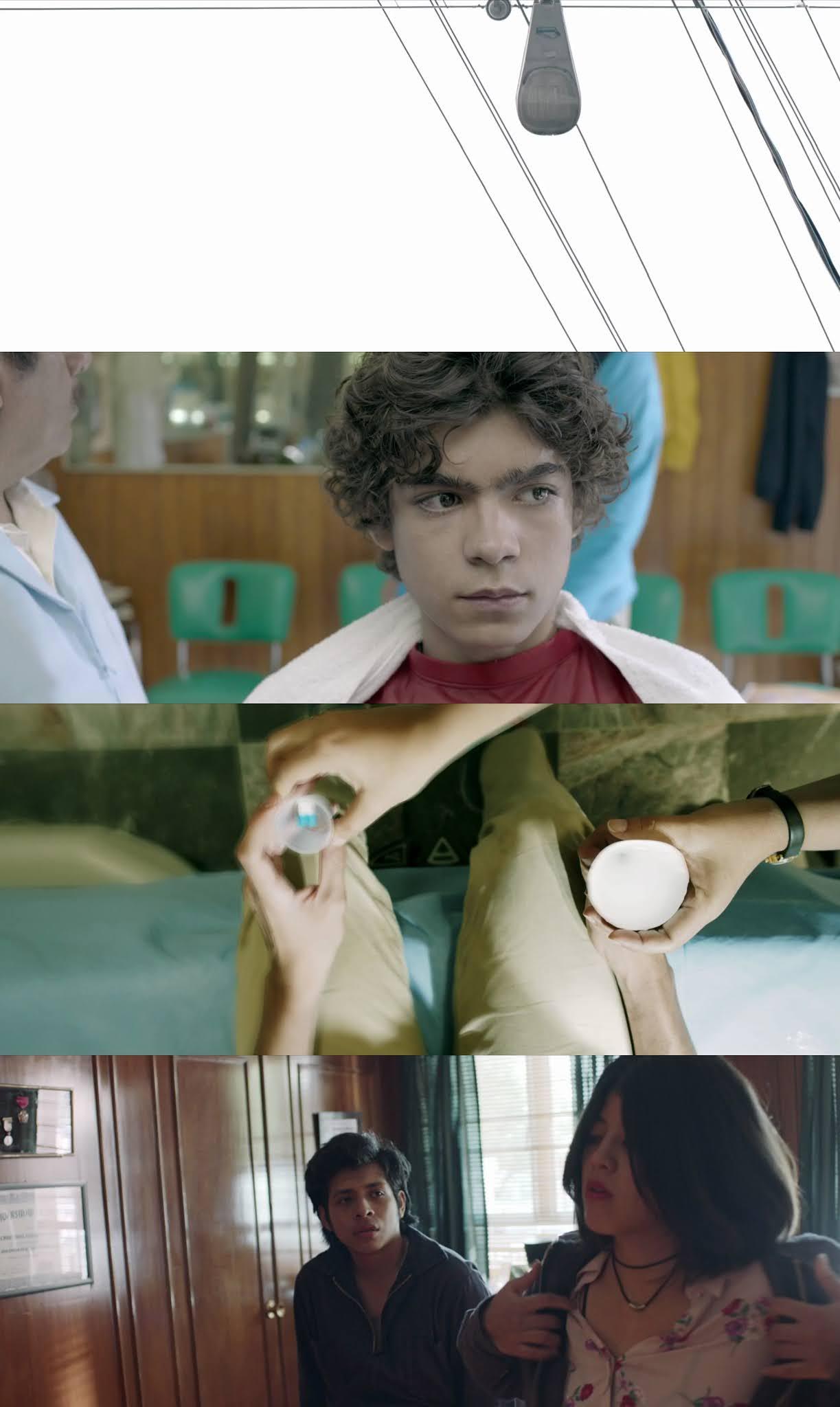 Ánimo Juventud (2020) HD 720p Latino