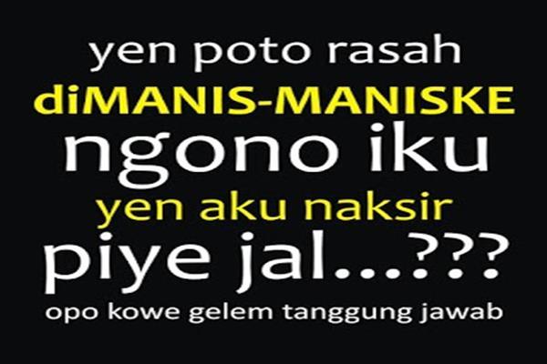 Kata Motivasi Cinta Bahasa Jawa Cikimm Com