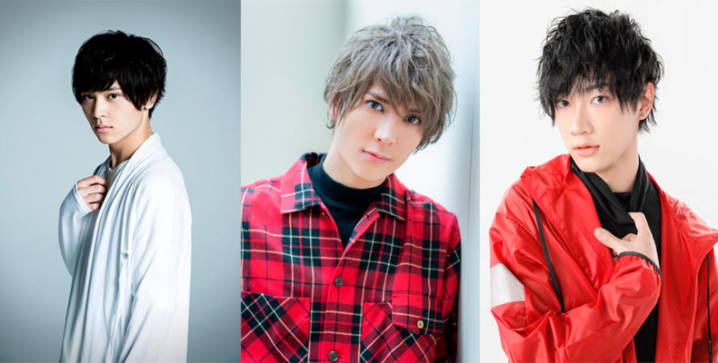 Love Stage live-action - reparto