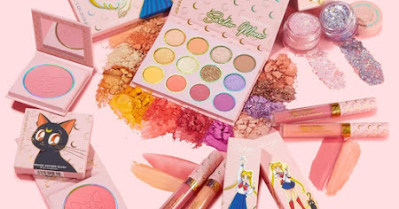 Colourpop Kolekcja Sailor Moon