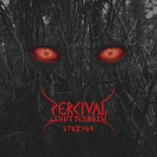 """Percival Schuttenbach - """"Strzyga"""" - recenzja"""